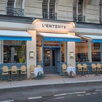 夏日巴黎之旅不可错过的彩票5家餐厅-美食