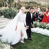 """宇博Chiara结婚了,这场""""网红婚礼""""究竟有多时髦?-时尚圈"""