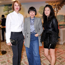 Vogue 和 Vanity Fair 雞尾酒會-時尚圈