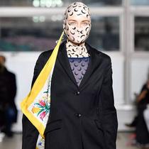 絲巾有多少種系法 你就有多少新造型-風格示范