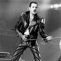 時尚偶像: 弗雷迪·默丘里Freddie Mercury-星話題