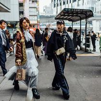 東京時裝周最佳街拍 Day 1-時尚街拍