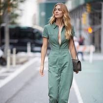 維密天使的最佳街頭風格穿搭 -時尚街拍