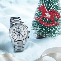 圣诞礼物选什么?我们给你列了一款清单-摩登腕表