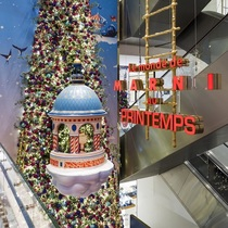 那些世界上最美的圣誕櫥窗 都在這里了-時尚圈