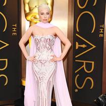 Lady Gaga 27个最引人瞩目的红毯造型-星秀场