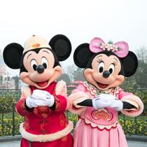 上海迪士尼度假区开启新春节庆,为传?#34924;?#20439;体验更添神奇-生活资讯