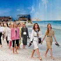 最伟大的造梦者:Karl Lagerfeld那些超脱想象的秀场设计-时尚圈