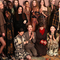 #SuzyMFW: Etro Taking The Past Into The Future-Suzy Menkes专栏
