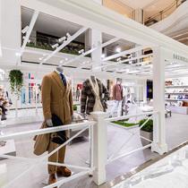 Brunello Cucinelli2019春夏北京SKP独家系列展览隆重开幕-品牌新闻