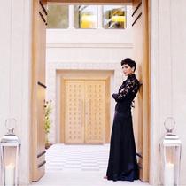 在裹着头巾穿着长袍的国度 诞生了最时髦王妃-风格示范