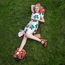 kate spade new york續寫經典  知名攝影師TIM WALKER掌鏡拍攝第二季廣告大片-時裝大片