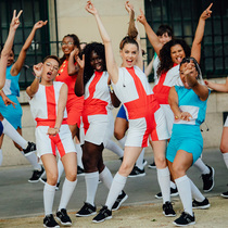 2019 FIFA 女子世界杯最佳球迷穿搭-時尚街拍