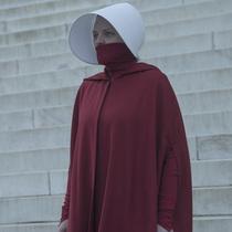 《使女的故事》?#27425;?#25176;邦造型设计背后的故事-时尚圈
