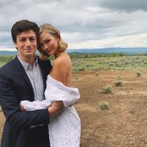 Karlie Kloss的西部牛仔主題婚禮有多有趣?-風格示范