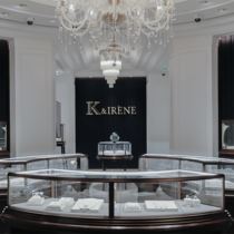 K&IRèNE半岛旗舰店开业,百年外滩再现倾城华彩-行业动态