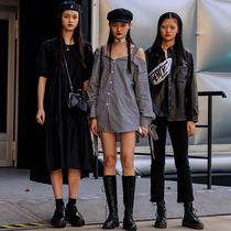 2020春夏上海時裝周最佳街头风格-時尚街拍