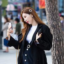 你应该从 2020 春夏首尔时装周了解的街头风格DAY1-时尚街拍