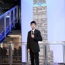 王源身着BOSS出席联合国大会高级别会议-品牌新闻