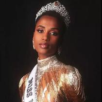 5项选美大赛均由非洲裔夺冠,关于美,这是最好的答案-星话题