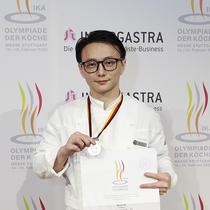 廣州四季酒店西點副廚師長出征IKA奧林匹克世界烹飪大賽收獲銀牌-生活資訊