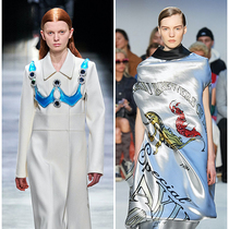 #SuzyLFW: JW Anderson And Chris Kane - From The London Catwalk To The World Stage-Suzy Menkes专栏