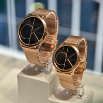一眼定情 繾綣一世 CALVIN KLEIN 邀您回顧經典腕間時計-品牌新聞