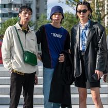 上海时装周街拍·第一天-时尚街拍