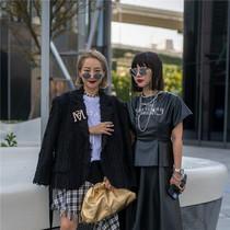 上海时装周街拍·第二天-时尚街拍