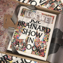 "与 Jonathan Anderson 一同探索 Loewe ""书中时装秀""-时尚圈"