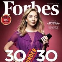 31岁的她,才是真正的最年轻白手起家女亿万富翁-星话题