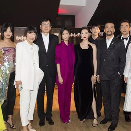 """VogueFilm""""中国之夜""""戛纳晚宴 见证光影与时尚的闪耀时刻"""