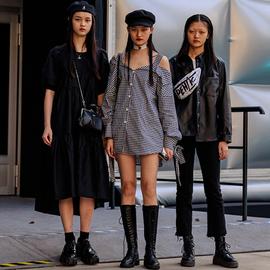 2020春夏上海時裝周最佳街頭風格