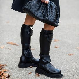 当季6款冬靴的潮流趋势