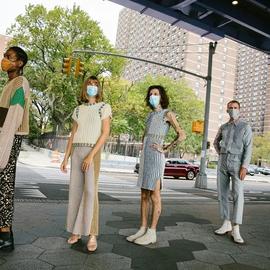 2021秋冬纽约时装周,再次开启了疫情下的时髦新体验