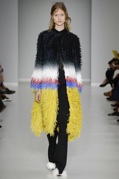 Natalie Kingham :米兰时装周复兴激动人心