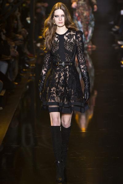 2015冬季必备:派对裙装