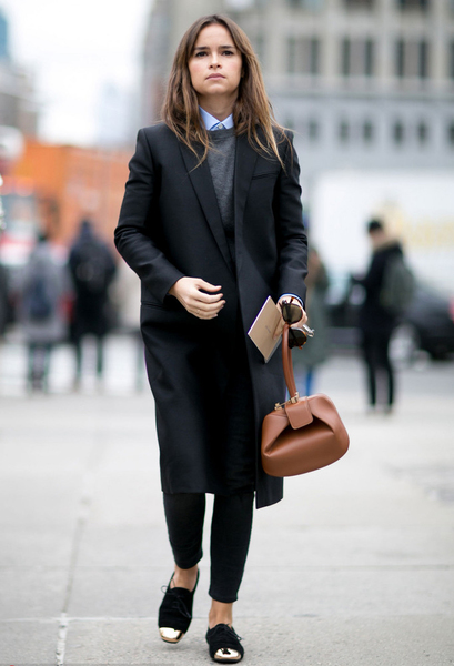 """舒服有腔调 她们都爱穿这双""""绅士鞋"""""""