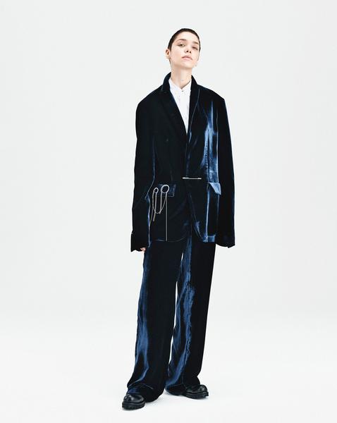 2016秋冬趋势:超级阔腿裤