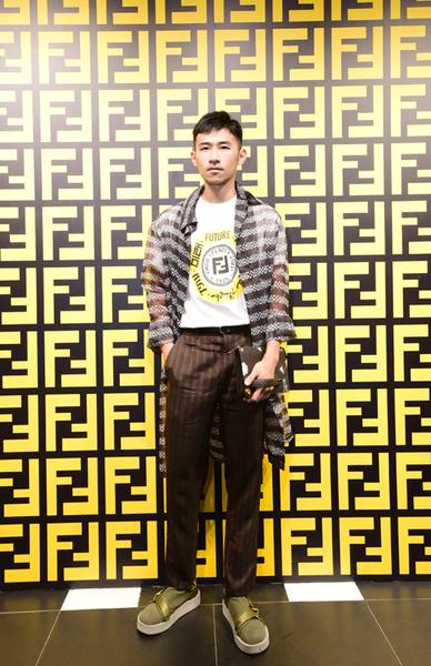 FENDI于上海呈现 FF RELOADED 时尚音乐派对