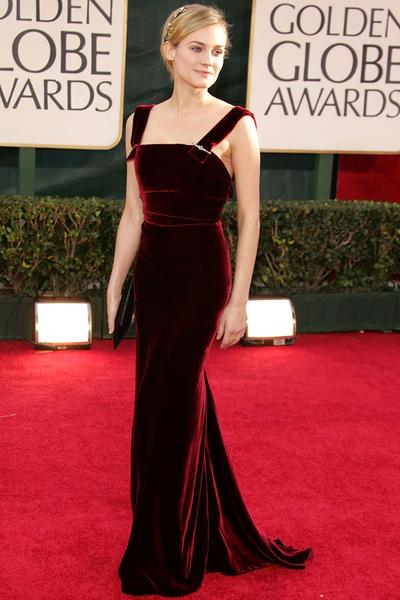 紅毯魅惑:黛安·克魯格的最佳造型合集