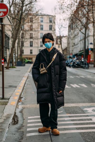 最佳的巴黎街拍造型