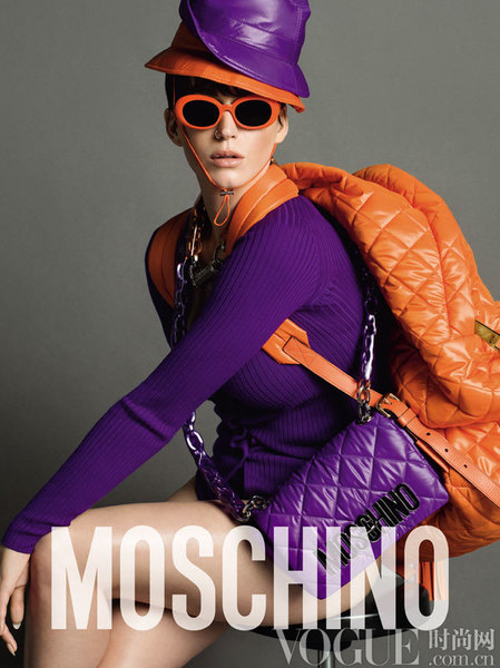 MOSCHINO 2015秋冬 KATY PERRY广告大片
