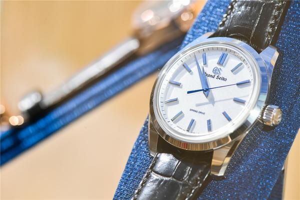 時間的本質,日本高級制表品牌Grand Seiko(冠藍獅)中國榮耀發布