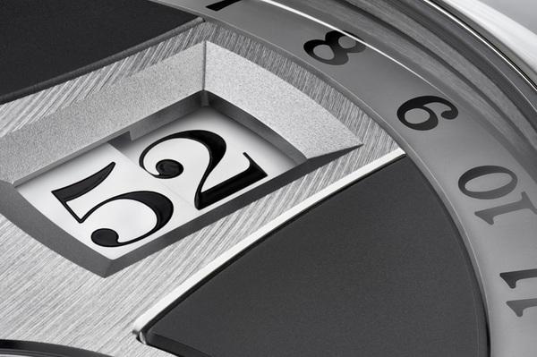 ZEITWERK DATE 朗格數字腕表的新方向
