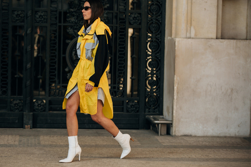 巴黎时装周街拍第八日