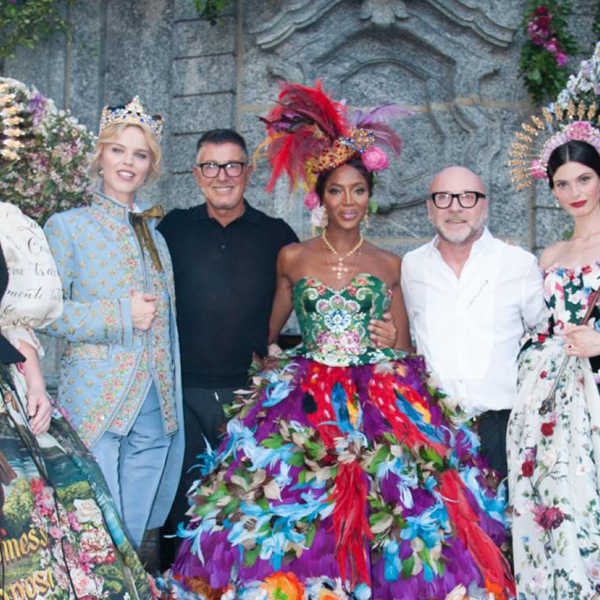 #SuzyCouture: Dolce & Gabbana – The Super-Rich Plunge Into A High-Fashion Supermarket