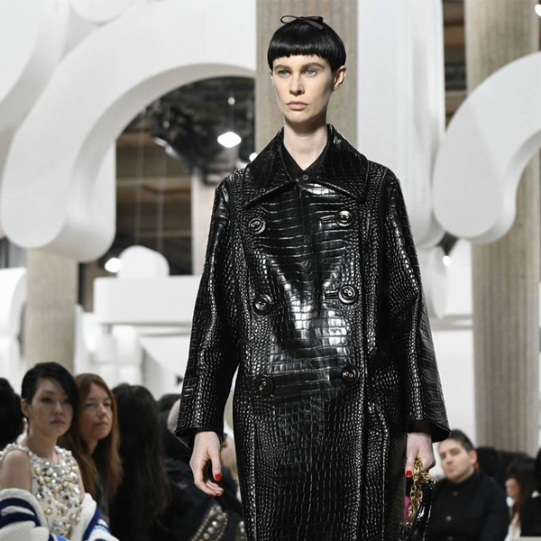 #SuzyPFW Reflections: Miu Miu Walks The Line Between Serious And Frivolous