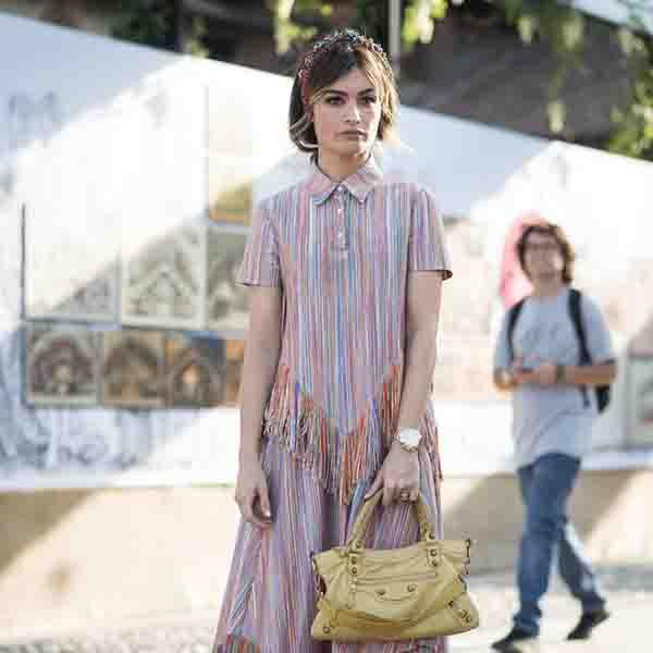 还穿什么仙女裙 美式Polo裙时髦百倍