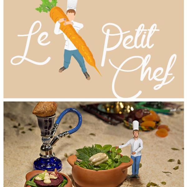 """快闪概念持续推新,阿丽拉安吉呈现""""小厨师奇遇记"""",用3D裸眼动画效果为您讲 述一段奇妙的美食之旅"""